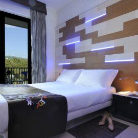 Camere Confort Lux Mare Hotel a Savona | Liguria viaggiatore goumet, spiaggia privata, piscina con acqua di mare