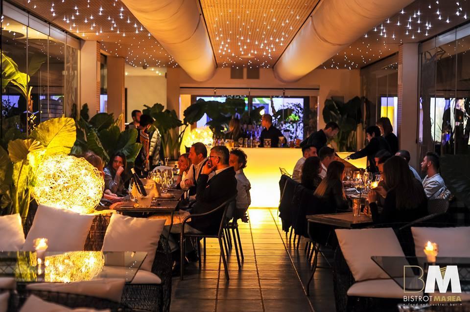 Mare Hotel a Savona | ristorante Bistrot Marea | Liguria viaggiatore goumet, spiaggia privata, piscina con acqua di mare